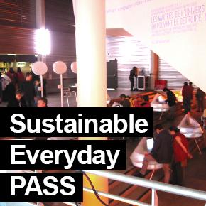 Sustainable Everydays PASS