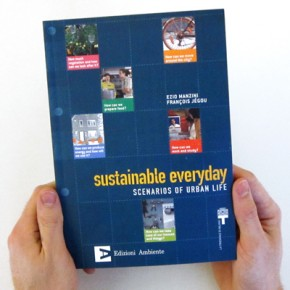 Sustainable everyday, scenarios of urban life