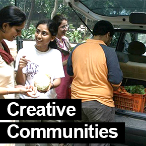 Creative Communities for Sustainable Lifestyles