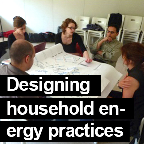 Designing Household Energy Practices (DHEP)