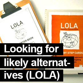 LOLA Looking for Likely Alternatives
