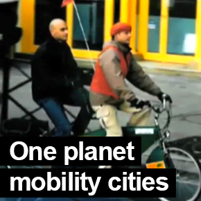 One Planet Mobility Cities