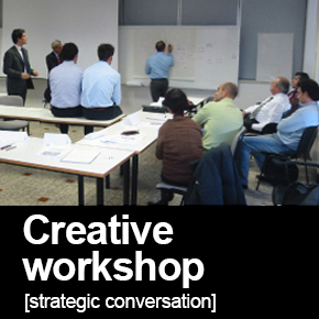 Creative conversation workshop