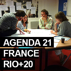 Agenda 21 France / Rio+20 : the future of Agendas 21