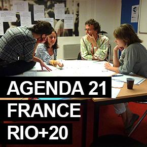 Agenda 21 France / Rio+20 : the future of Agendas 21