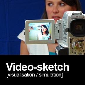 Video-sketching