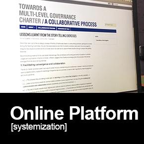 Online platform