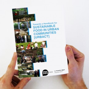 Towards a Handbook for SUSTAINABLE FOOD IN URBAN COMMUNITIES [URBACT]
