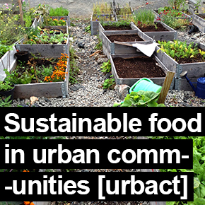 Sustainable food in urban communities [urbact]