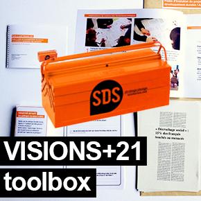 Visions+21 toolbox