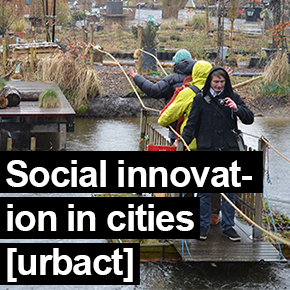 Social innovation in cities – Urbact capitalisation