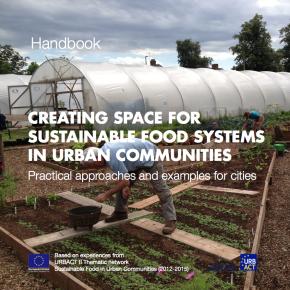 European sustainable food cities