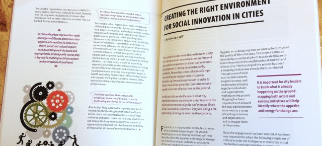 Social innovation in cities – Capitalisation report