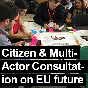 CIMULACT - Citizen and Multi-Actor Consultation on Horizon 2020