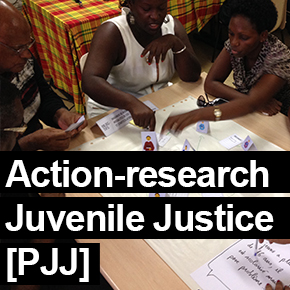 Action-research on Juvenile justice in Guadeloupe