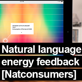 NATCONSUMERS - Reducing residential energy through natural language feedback