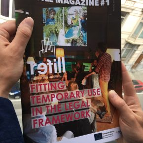 REFILL Magazine Issue #1: Fitting temporary use in the legal framework