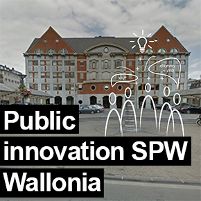 Public innovation SPW Wallonia