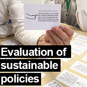 Evaluation of sustainable policies