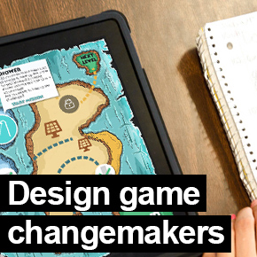 Game design changemakers