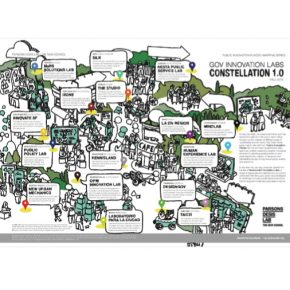 Public Innovation Places, Mapping Series