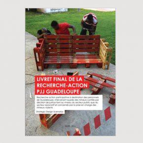 Livret final de la Recherche-Action PJJ Guadeloupe