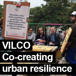 VILCO - Co-creating urban resilience