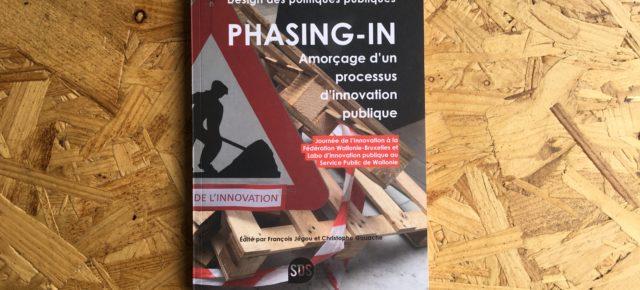 Phasing-in : Amorçage d'un processus d'innovation publique