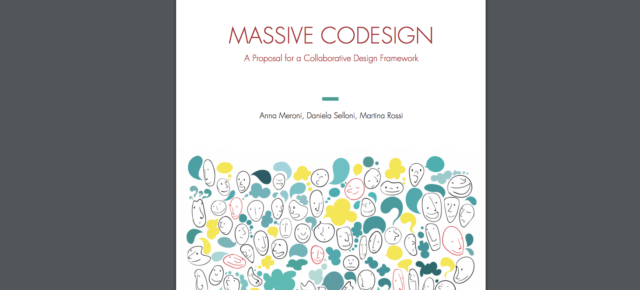 Massive Codesign : A proposal for a collaborative design framework