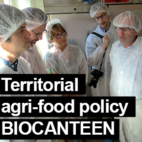Territorial agri-food policy - BIOCANTEEN