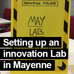 Setting up a public innovation lab in Mayenne