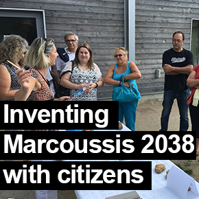 Inventing Marcoussis 2038 with citizens