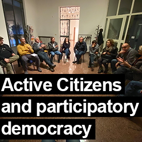 Active Citizens for greater participatory democracy
