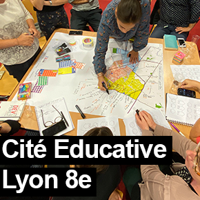 Cité Educative Lyon 8e